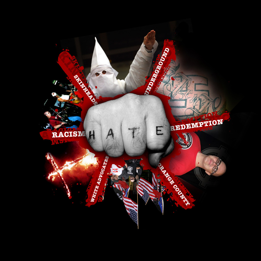 White supremacy and hate